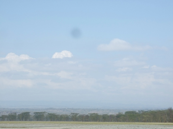 Rift valley lake