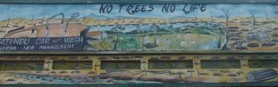 Mural, Kenya