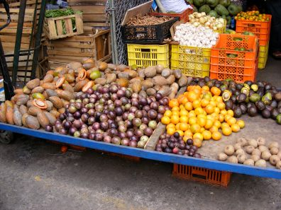 Fruitstand