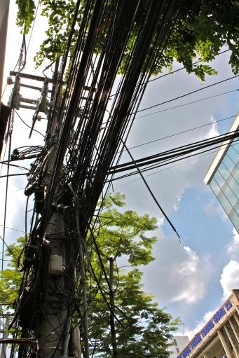 Powerlines five