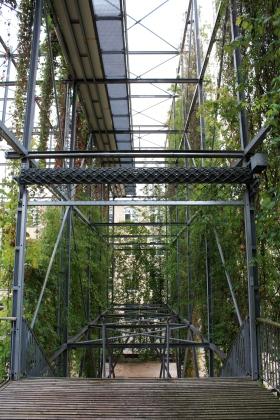 MFO Park, walkways