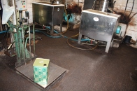Olive press, Mani Greece