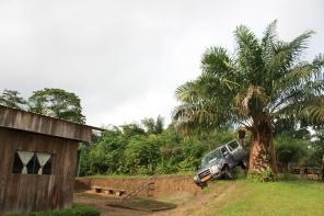 Truck tilt