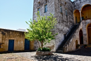 Old mansion, Spetses, Greece