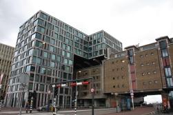Interesting bulding, Amsterdam
