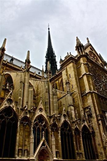 Notre Damn, Paris, France