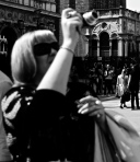 taking photos, Venice, italy