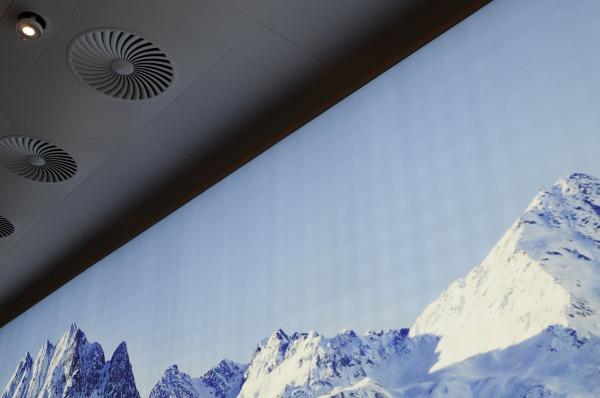 sky and ventilator
